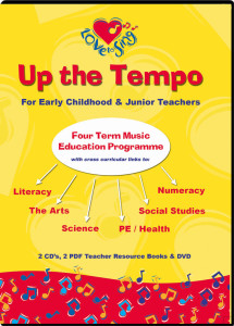 Up the Tempo Music Programme