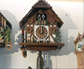 Clocks (Tick-a-Tock Clocks)