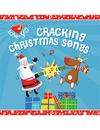 Cracking Christmas Songs CD