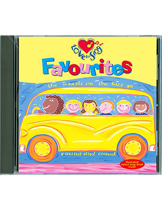 Favorites CD 1