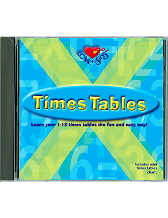 Times Table CD