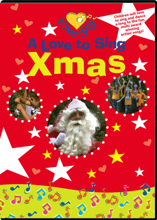 A Love to Sing Christmas DVD