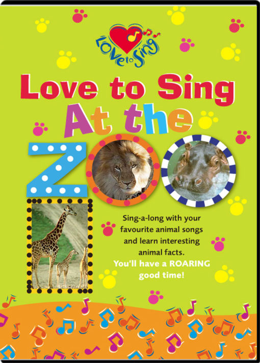 Love to Sing At the Zoo DVD