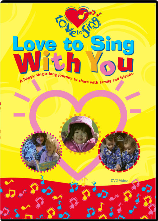 Love to Sing With You DVD