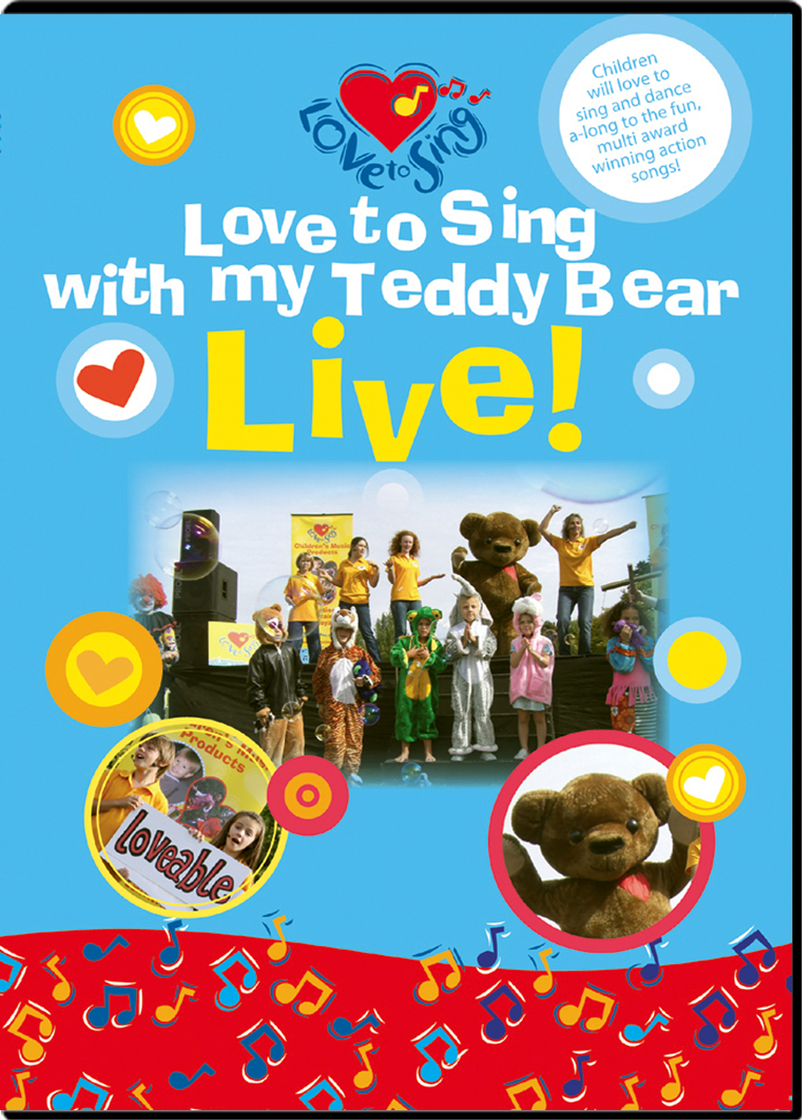 Teddy Bear Live DVD